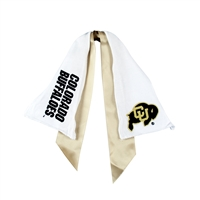Colorado Golden Buffaloes NCAA Ponytail Holder