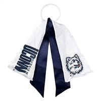 Connecticut Huskies NCAA Ponytail Holder