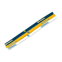 West Virginia Mountaineers NCAA Elastic Headband