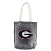 Georgia Bulldogs NCAA Vintage Denim Shopper