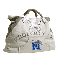 Memphis Tigers NCAA Property Of Hoodie Tote