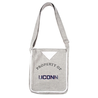 Connecticut Huskies NCAA Hoodie Crossbody Bag