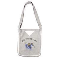 Memphis Tigers NCAA Hoodie Crossbody Bag