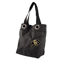 Colorado Golden Buffaloes NCAA Color Sheen Tote (Black)