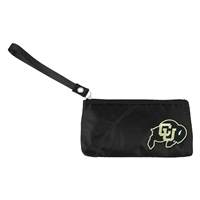 Colorado Golden Buffaloes NCAA Color Sheen Wristlet (Black)