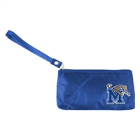 Memphis Tigers NCAA Color Sheen Wristlet (Royal)