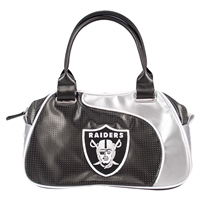 Little Earth Oakland Raiders NFL Perf-ect Bowler