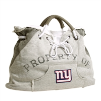 New York Giants Property Of Hoodie Tote