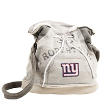 New York Giants Property Of Hoodie Duffel