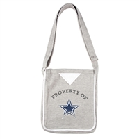 Dallas Cowboys NFL Hoodie Crossbody Bag