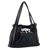 Carolina Panthers NFL Sport Noir Hoodie Purse