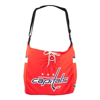 Washington Capitals NHL Team Jersey Tote