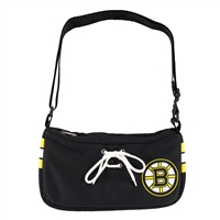 Boston Bruins NHL Team Jersey Purse
