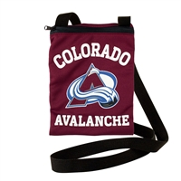 Colorado Avalanche NHL Game Day Pouch