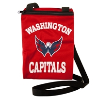Washington Capitals NHL Game Day Pouch