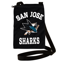 San Jose Sharks NHL Game Day Pouch