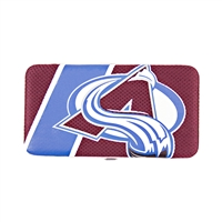 Colorado Avalanche NHL Shell Mesh Wallet