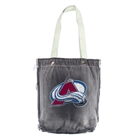 Colorado Avalanche NHL Vintage Denim Shopper