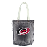 Carolina Hurricanes NHL Vintage Denim Shopper