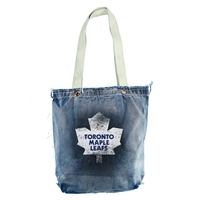 Toronto Maple Leafs NHL Vintage Denim Shopper