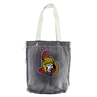 Ottawa Senators NHL Vintage Denim Shopper