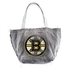 Boston Bruins NHL Vintage Denim Tote
