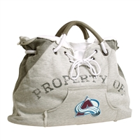 Colorado Avalanche NHL Property Of Hoodie Tote