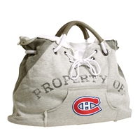 Montreal Canadiens NHL Property Of Hoodie Tote