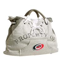 Carolina Hurricanes NHL Property Of Hoodie Tote