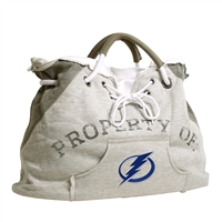 Tampa Bay Lightning NHL Property Of Hoodie Tote