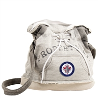 Winnipeg Jets NHL Property Of Hoodie Duffel
