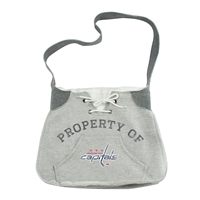 Washington Capitals NHL Hoodie Sling Bag