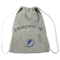 Tampa Bay Lightning NHL Hoodie Clinch Bag