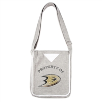 Anaheim Ducks NHL Hoodie Crossbody Bag