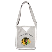 Chicago Blackhawks NHL Hoodie Crossbody Bag