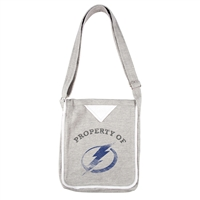 Tampa Bay Lightning NHL Hoodie Crossbody Bag