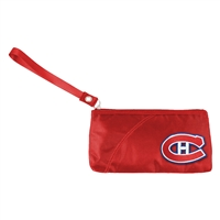 Montreal Canadiens NHL Color Sheen Wristlet (Light Red)
