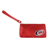 Carolina Hurricanes NHL Color Sheen Wristlet (Light Red)