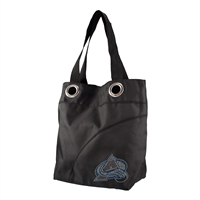 Colorado Avalanche NHL Sport Noir Sheen Tote