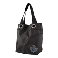 Toronto Maple Leafs NHL Sport Noir Sheen Tote