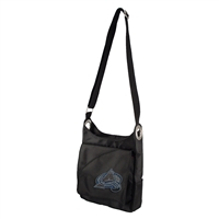 Colorado Avalanche NHL Sport Noir Sheen Cross-body