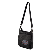 Montreal Canadiens NHL Sport Noir Sheen Cross-body