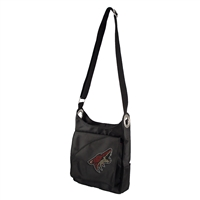 Arizona Coyotes NHL Sport Noir Sheen Cross-body