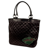 Minnesota Wild NHL Sport Noir Quilted Tote