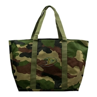Anaheim Ducks NHL Camo Tote