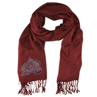Colorado Avalanche NHL Pashi Fan Scarf