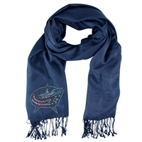 Columbus Blue Jackets NHL Pashi Fan Scarf