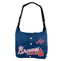 Atlanta Braves MLB Team Jersey Tote