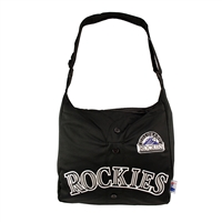Colorado Rockies MLB Team Jersey Tote