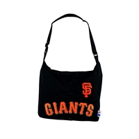 San Francisco Giants MLB Team Jersey Tote